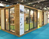 ModCell Exhibited at EcoBuild 2012