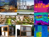 Thermal imaging of ModCell buildings